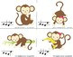 Monkey Melody Races--a game to practice melodic notation {