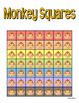 PROBLEM SOLVING: Monkey Squares (Latin Squares)