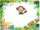 Monkey Themed Behavior Chart