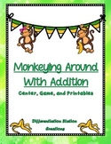 Monkeying Around With Addition: Adding Tens and Ones