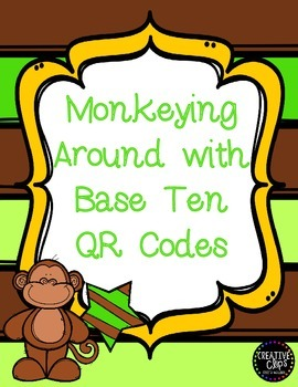 Monkeying Around with Base Ten QR Codes