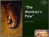 Monkey's Paw Lesson Plan (Common Core Aligned)