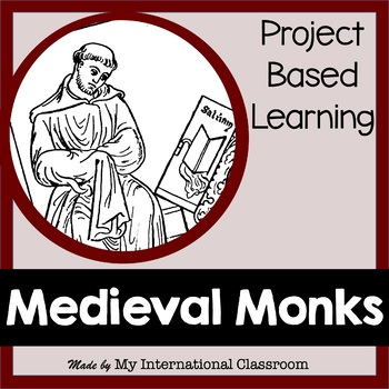 Monks and Monasteries: Medieval Lesson Plan, Activity and Project