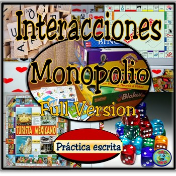 Bilingual Terminology, Vocabulary and Rules for Monopoly B