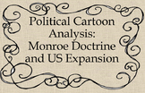 Monroe Doctrine and US Expansion Political Cartoon Analysis