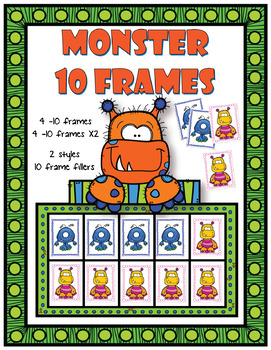 Monster 10 Frames