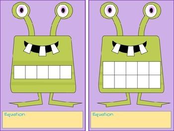 Monster 5 and 10 Frame