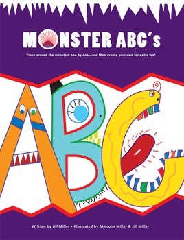 Monster ABC's Book, Hard Copy