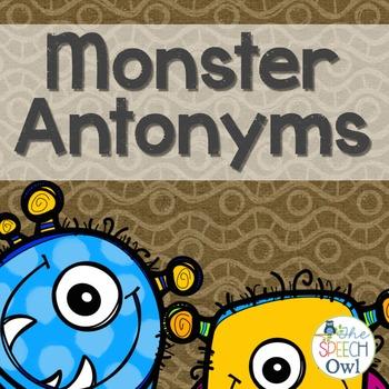 Monster Antonyms