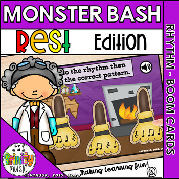 Monster Bash (Rest) Interactive Game