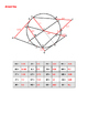 Monster Circle Puzzle 2 - Segments Formed by Secants, Tang