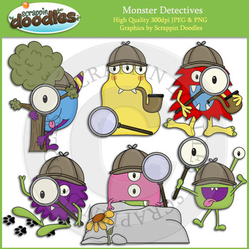 Monster Detectives