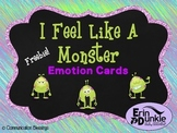 Monster Emotion Cards (Freebie)