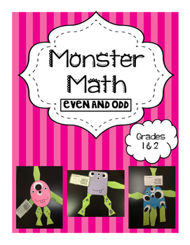 Monster- Even and Odd