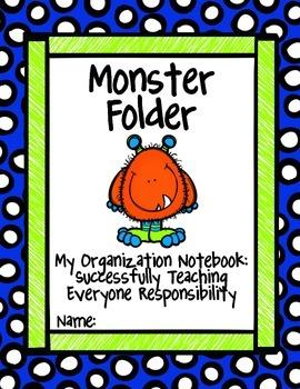 Monster Folder cover