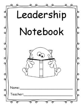 Monster Leader Notebook Inserts