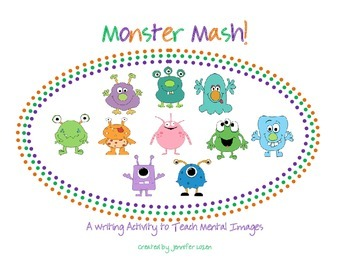 Monster Mash: A Mental Images Writing Activity for Early E