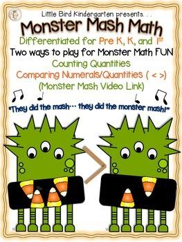Monster Mash Math