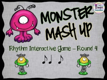 Monster Mash Up - Round 4 (Syncopa)