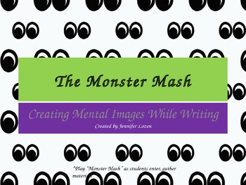 Monster Mash: Using Mental Images when Writing