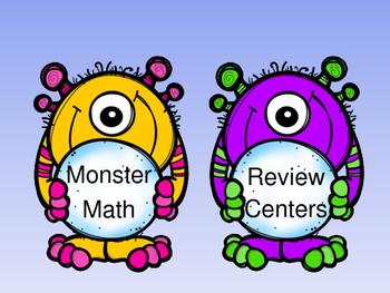 Monster Math Review