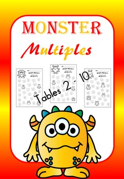 Monster Multiples