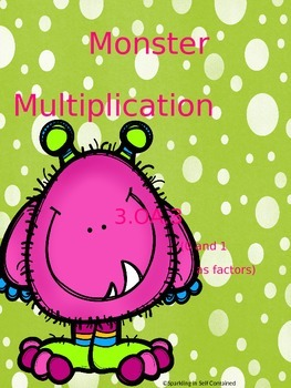 Monster Multiplication (0 and 1 as factors)