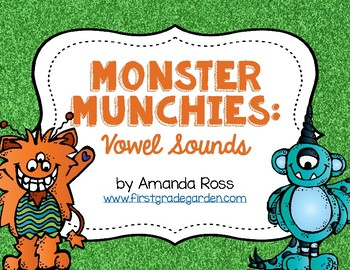 Monster Munchies: Vowel Sounds