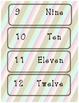 Monster Numbers- 1-20 ten frames