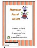 Monster Plural Nouns