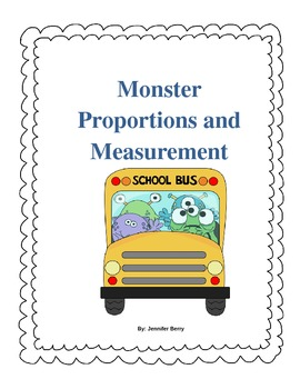 Monster Proportions and Measurement