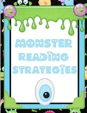 Monster Reading Strategies (Aussie Version Included!)