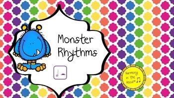 Monster Rhythms 2