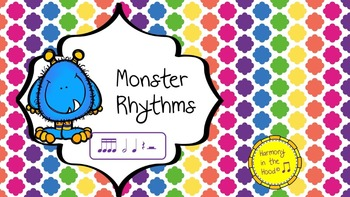 Monster Rhythms 3