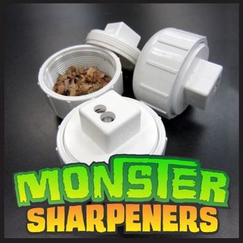 Monster Sharpeners - Super tough sharpeners for the classr