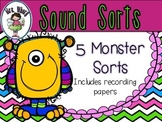 Monster Sound Sorts