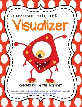 Monster Strategies {Visualizing} - Collect Them All!