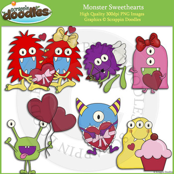 Monster Sweethearts