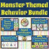 Classroom Themes - Monsters - Behavior / Classroom Managem
