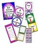 Editable Monster Themed Math Workshop Rotation Board