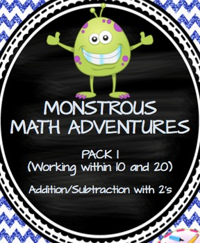 Monstrous Math Adventures