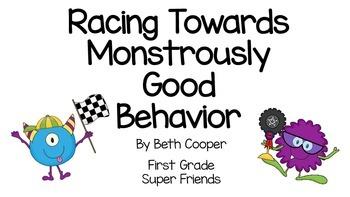 Monstrously Good Behavior Clip Chart