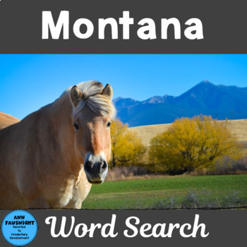 Montana Search and Find