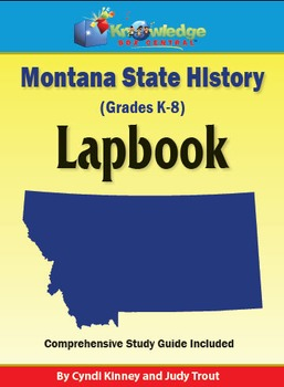 Montana State History Lapbook