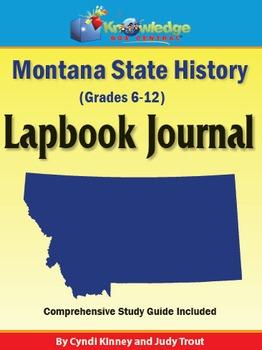 Montana State History Lapbook Journal