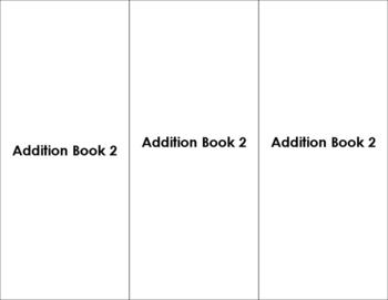 Montessori Addition Book 2