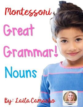 Montessori Grammar Nouns