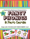 Montessori Word Work Cards