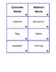 Montessori Noun Lessons 1-10