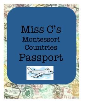 Montessori Passport